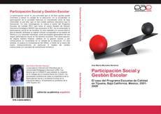 Bookcover of Participación Social y Gestión Escolar
