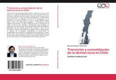 Portada del libro de Transición y consolidación de la democracia en Chile