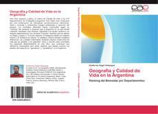 Portada del libro de Geografía y Calidad de Vida en la Argentina