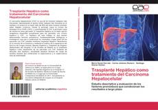 Portada del libro de Trasplante Hepático como tratamiento del Carcinoma Hepatocelular