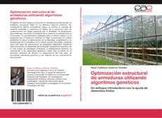 Borítókép a  Optimización estructural de armaduras utilizando algoritmos genéticos - hoz