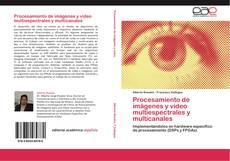 Procesamiento de imágenes y video multiespectrales y multicanales kitap kapağı