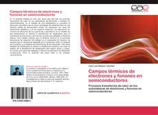 Bookcover of Campos térmicos de electrones y fonones en semiconductores