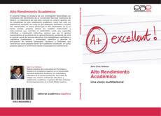 Borítókép a  Alto Rendimiento Académico - hoz