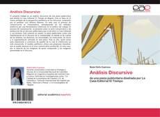 Capa do livro de Análisis Discursivo