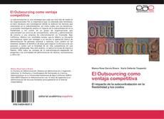 Capa do livro de El Outsourcing como ventaja competitiva