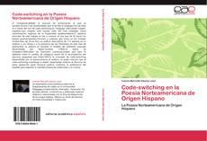 Capa do livro de Code-switching en la Poesía Norteamericana de Origen Hispano