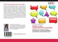 Portada del libro de Redes entre organizaciones sociales