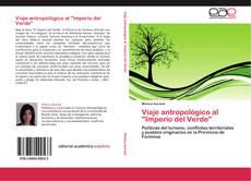 """Capa do livro de Viaje antropológico al """"Imperio del Verde"""""""