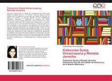 Capa do livro de Colección Suma Veracruzana y  Revista Jarocha