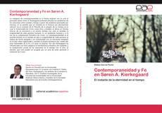 Capa do livro de Contemporaneidad y Fe en Søren A. Kierkegaard
