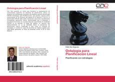 Capa do livro de Ontología para Planificación Lineal