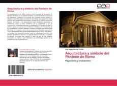 Portada del libro de Arquitectura y símbolo del Panteón de Roma