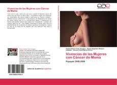 Portada del libro de Vivencias de las Mujeres con Cáncer de Mama