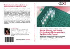 Metabolismo Indólico y Síntesis de Melatonina en la Glándula Pineal kitap kapağı