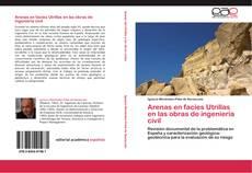 Обложка Arenas en facies Utrillas en las obras de ingeniería civil