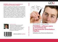 POOMAA, software para la enseñanza de Programación Orientada a Objetos的封面