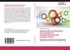 Portada del libro de Analizando los factores que afectan el comportamiento de compra online