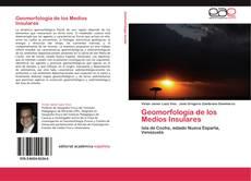 Portada del libro de Geomorfología de los Medios Insulares