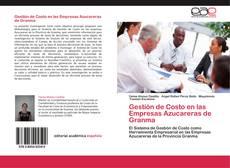 Copertina di Gestión de Costo en las Empresas Azucareras de Granma