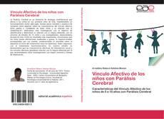 Portada del libro de Vínculo Afectivo de los niños con Parálisis Cerebral