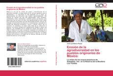Portada del libro de Erosión de la agrodiversidad en los pueblos originarios de México: