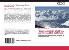 Copertina di Caracterización Eléctrica por Efecto Hall del Silicio