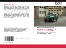 """Bookcover of """"While Men Sleep..."""""""