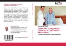 Buchcover von Derecho a la Seguridad Social en la Constitución Venezolana