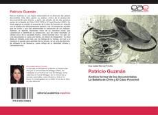 Portada del libro de Patricio Guzmán