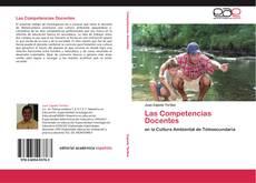 Portada del libro de Las Competencias Docentes