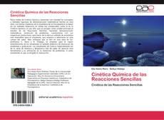 Portada del libro de Cinética Química de las Reacciones Sencillas