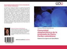 Portada del libro de Comunidad zooplanctónica de la ensenada de Gaira, Caribe colombiano