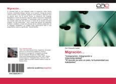 Capa do livro de Migración...