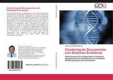 Portada del libro de Clustering de Documentos con Sistemas Evolutivos