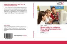 Bookcover of Desarrollo de software libre para la creación de webquest