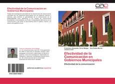 Portada del libro de Efectividad de la Comunicación en Gobiernos Municipales