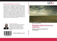Portada del libro de Estudios sobre Lorca y su comarca