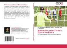 Portada del libro de Motivación en la Clase de Educación Física
