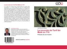 Обложка La incursión de Tarif ibn Malik en 710