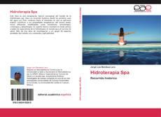 Portada del libro de Hidroterapia Spa