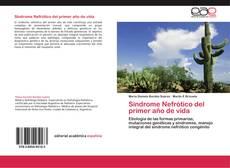 Bookcover of Síndrome Nefrótico del primer año de vida