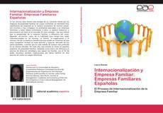 Portada del libro de Internacionalización y Empresa Familiar: Empresas Familiares Españolas
