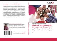 Portada del libro de Atención a la diversidad: talleres para docentes