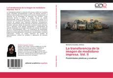 Обложка La transferencia de la imagen de mediotono impresa. Vol. II