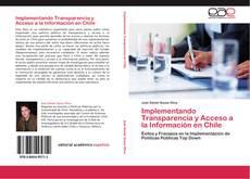 Copertina di Implementando Transparencia y Acceso a la Información en Chile
