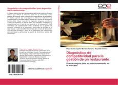 Bookcover of Diagnóstico de competitividad para la gestión de un restaurante