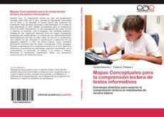 Обложка Mapas Conceptuales para la comprensión lectora de textos informativos