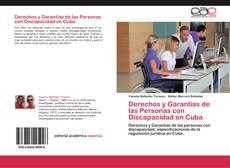 Borítókép a  Derechos y Garantías de las Personas con Discapacidad en Cuba - hoz