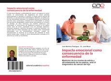 Bookcover of Impacto emocional como consecuencia de la enfermedad